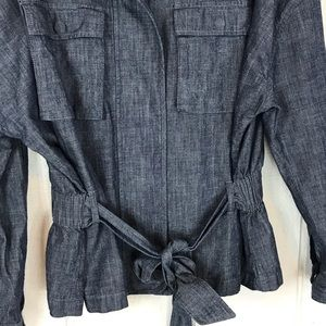 Banana Republic Jackets & Coats - Banana republic XL spring Jean coat.